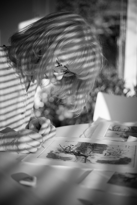 Portrait Catherine Goy